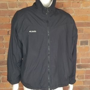 Columbia coat size large